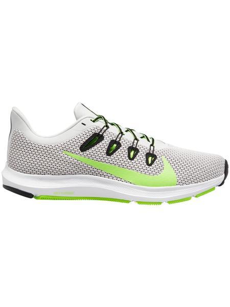 Zapatilla Nike QUEST 2 Gris/Verde Hombre