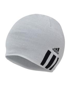 todo lo mejor Secretario material  Gorro Adidas CR ESS Beani Gris Niñ@