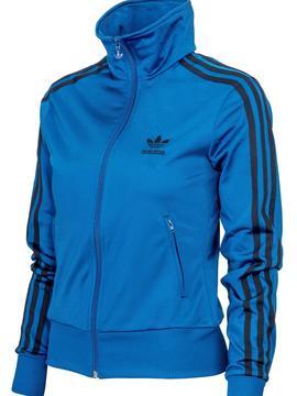 Himno duda extremadamente  Chaqueta Adidas Firebird TT Azul/Negro Mujer