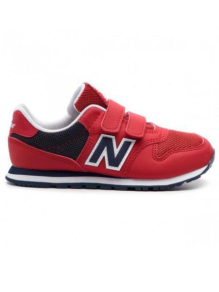 new balance 500 niño rojo
