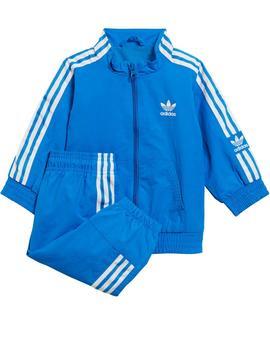 ajustar dolor instinto  Chandal Adidas New Icon Azul Niño