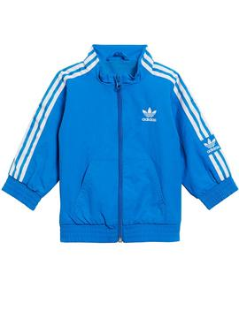 Chandal Adidas New Icon Azul Niño