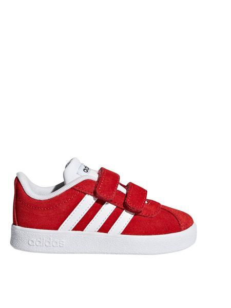 zapatillas adidas rojas