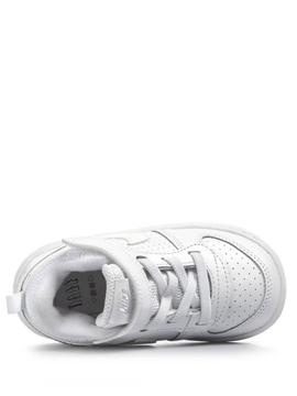 Zapatilla Nike Court Borough MID (TDV) Blanco Niño