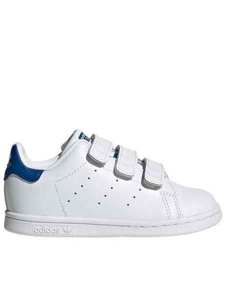 Espera un minuto Gran engaño Dónde  Zapatilla Adidas STAN SMITH CF I Blanco/Azul Bebé