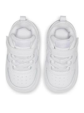 Zapatilla Nike Court Borough Low 2 Blanco Niñ@