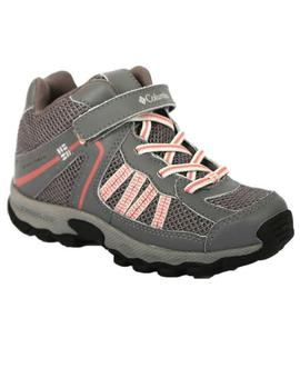 Zapatilla Columbia Switchback 2OMNI-TECH Gris Niña