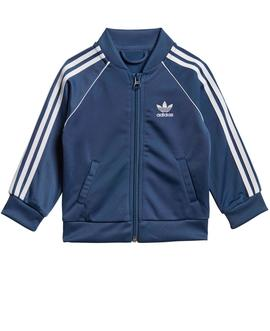 Chandal Adidas Superstar Marino Bebe