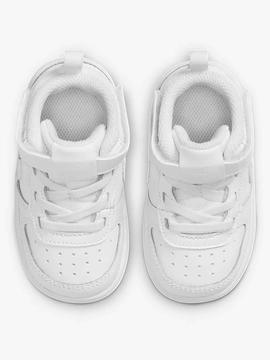 Zapatilla Nike Borough Mid Blanco Niñ@