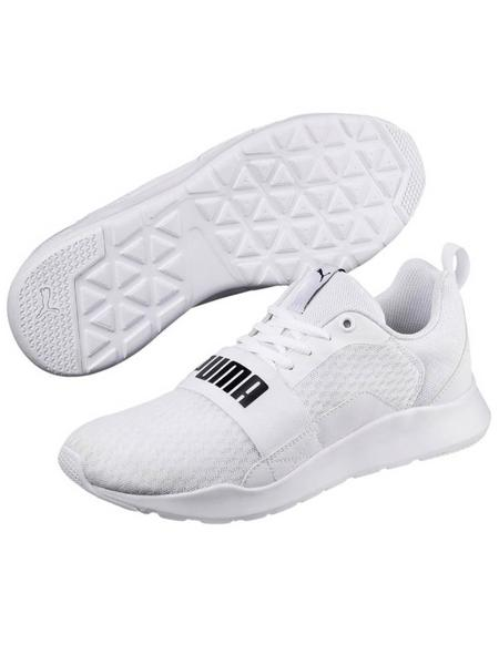Zapatilla PUMA wired blanca